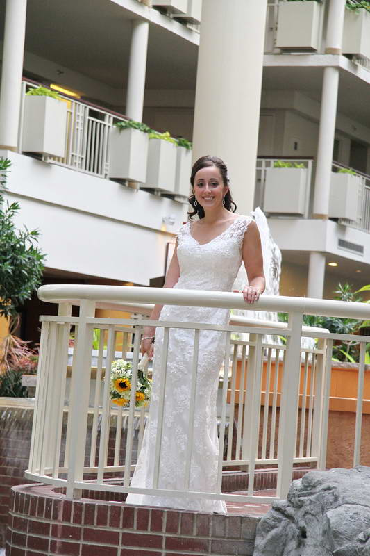 Bride at Hotel,Wedding