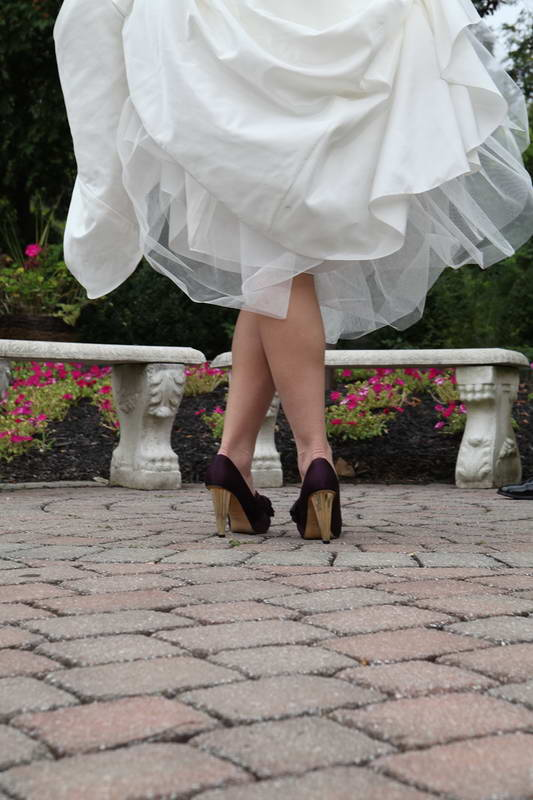 Brides Shoes,Wedding Photography