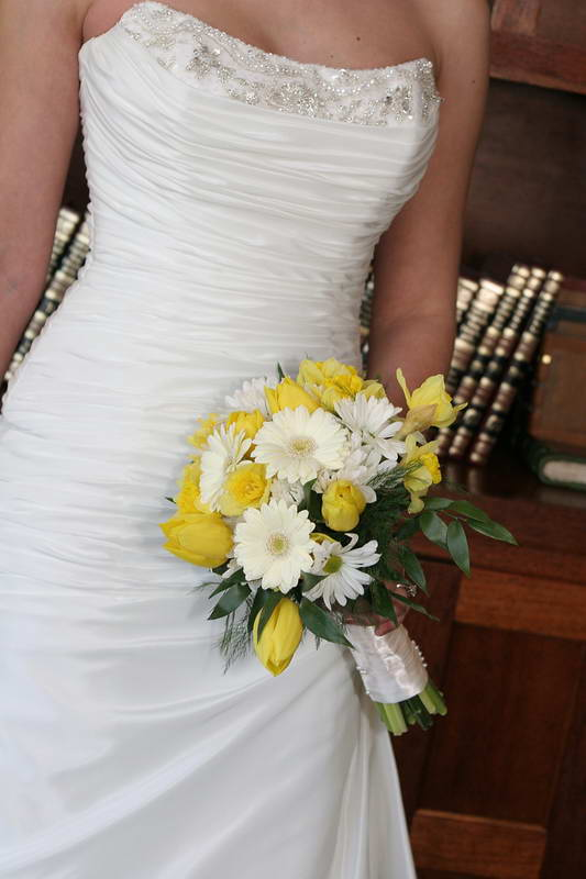 Bride Bouquet,Detailed Images