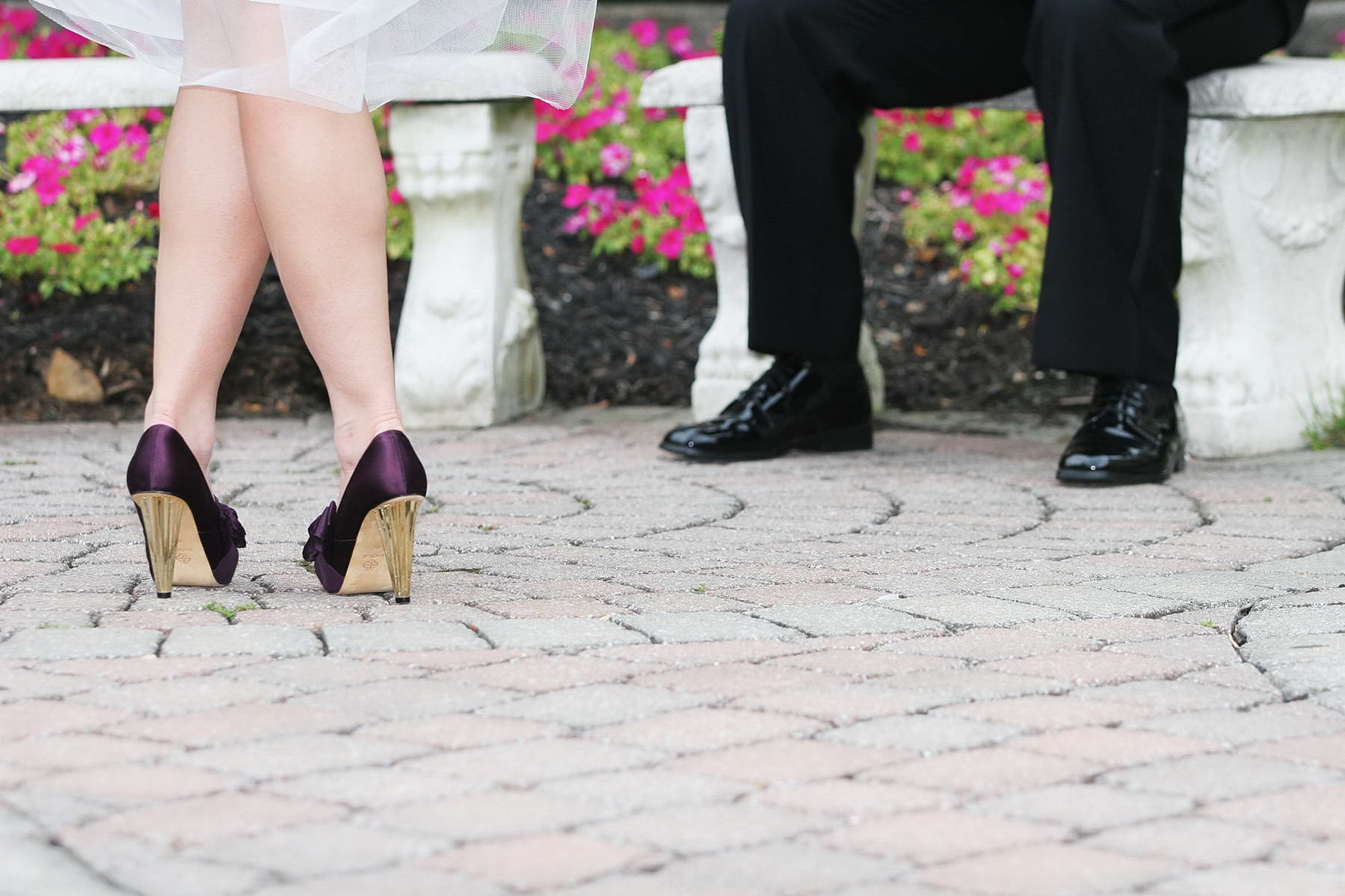 Happy wedding Feet,Kathy Harris,Bridgewater Manor