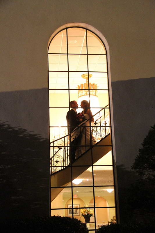 Perona Farms,Newlyweds in the Window